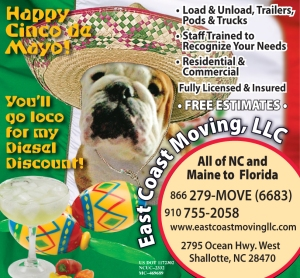 East Coast Moving Cinco de Mayo