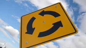 roundabout-sign