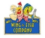 wing and fish
