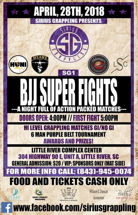BJJ Superfight