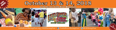 ShrimpFest Little river chamber